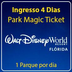 BLACK FRIDAY - Walt Disney World 4 Park Magic