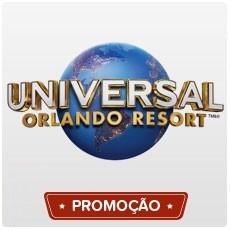 UNIVERSAL - 03 Dias | 03 Parques - Park To Park Ticket (Voucher Promocional)