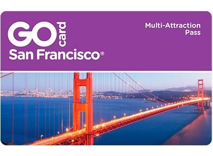 Go Card San Francisco - 1 dia