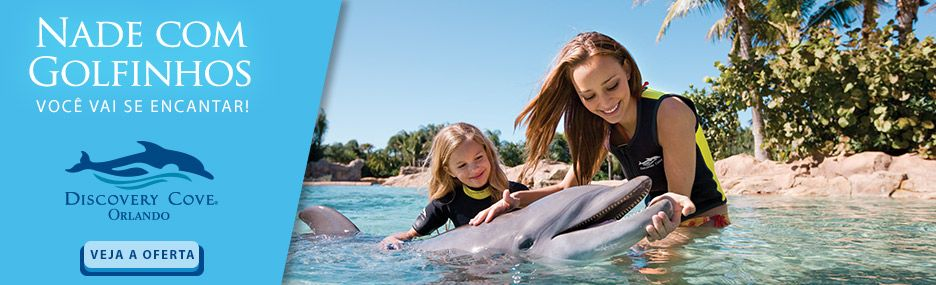 HOME - Discovery Cove